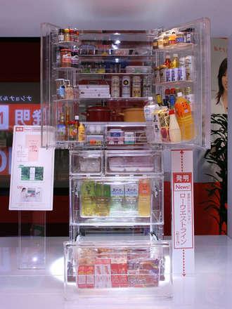 یخچال ژاپنی